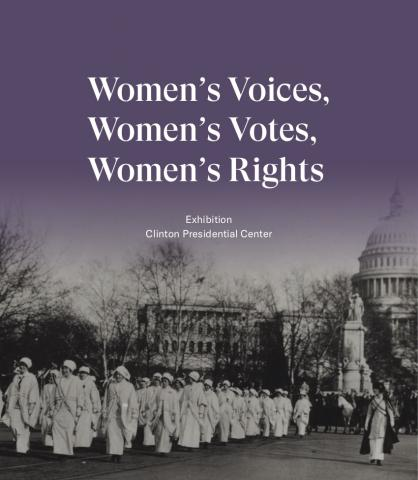 Women's Voices Exhibit